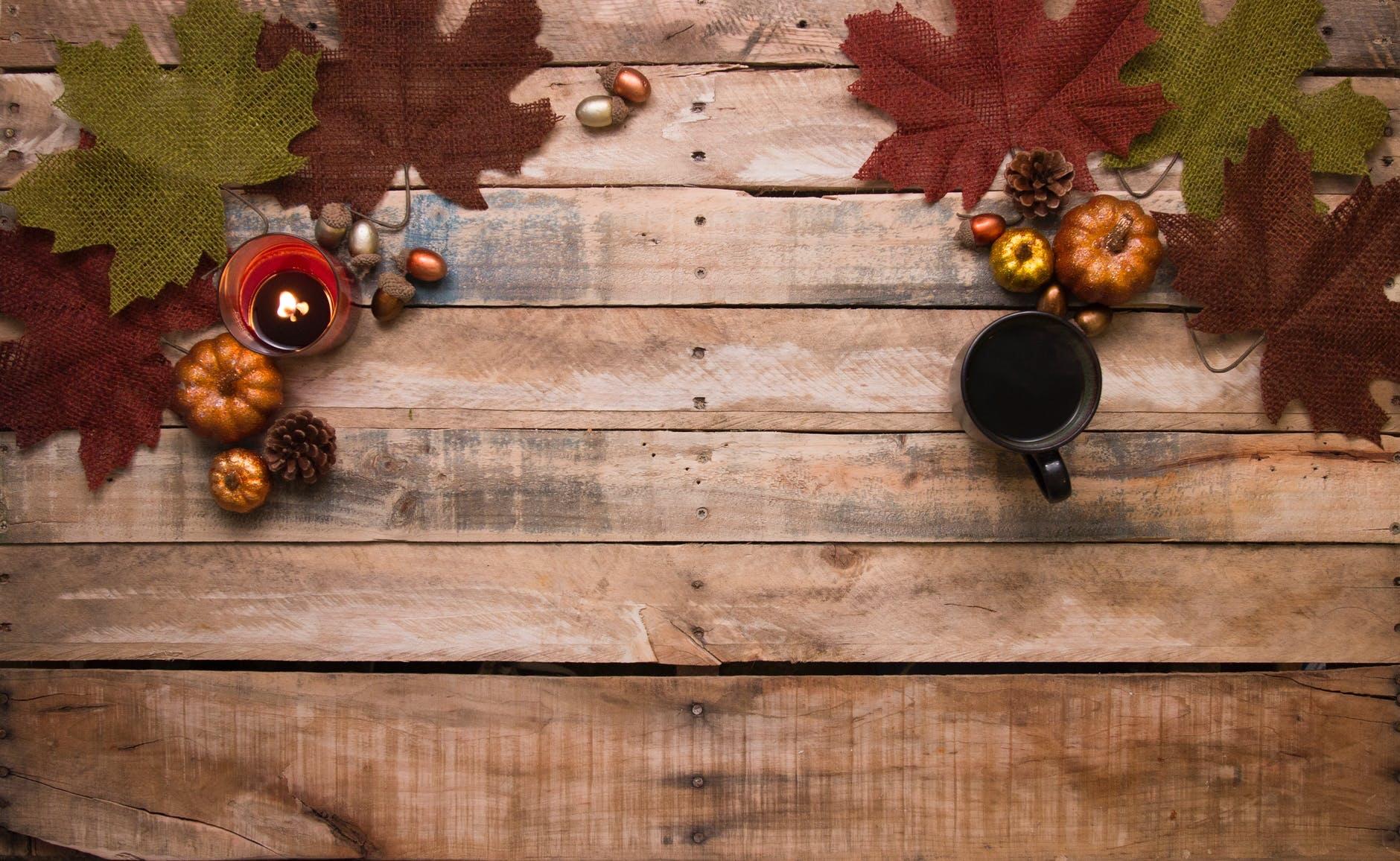 Herbstdekoration – leicht gemacht